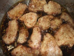FC Day 21 – Maple Balsamic Glazed Pork Tenderloin