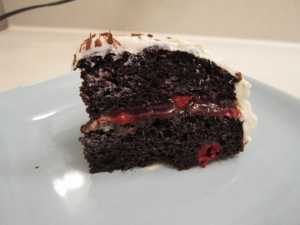 Foodbuzz Tastemaker: Black Forest Cake