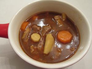 Beef 'n' Guinness Stew