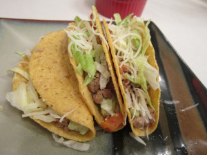 Taco Tuesday: Crispy Turkey Tacos