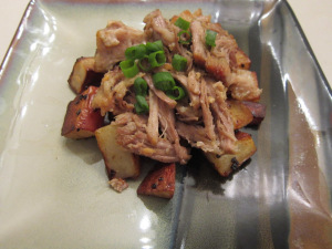 Pork & Potato Hash