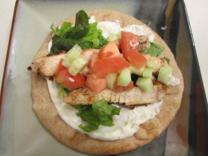 Intro to Sammich Saturday: Chicken Shawarma