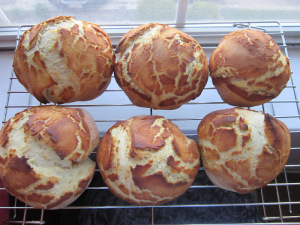 Daring Bakers: Dutch Crunch Bread
