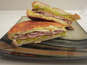 Sammich Saturday: Cuban Sandwiches