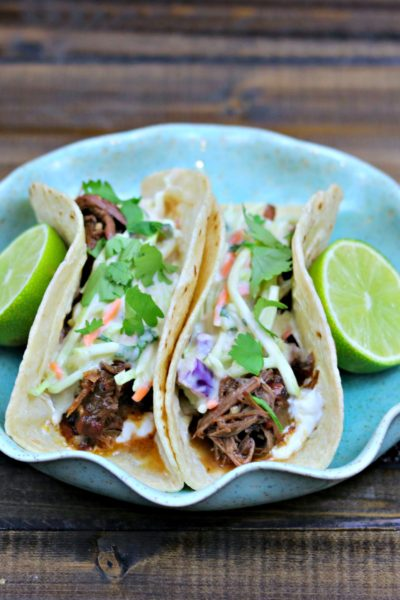 Taco Tuesday: Chipotle Beef Tacos