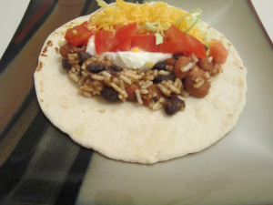 Taco Tuesday: Spicy Bean & Rice Tacos