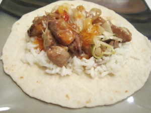 Taco Tuesday: Shanghai Pork & Cabbage Tacos