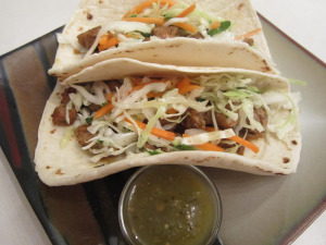 Taco Tuesday: Pork Tenderloin Taco