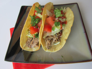 Taco Tuesday: Shredded Beef Taco