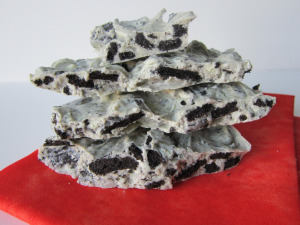 Oreo Cookies and Cream Bark