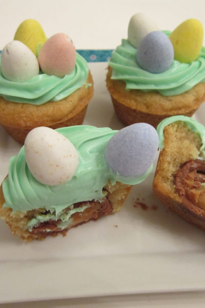 Easter Egg Surprise Cookies