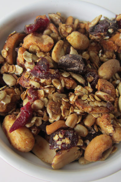 Cranberry Nut Granola