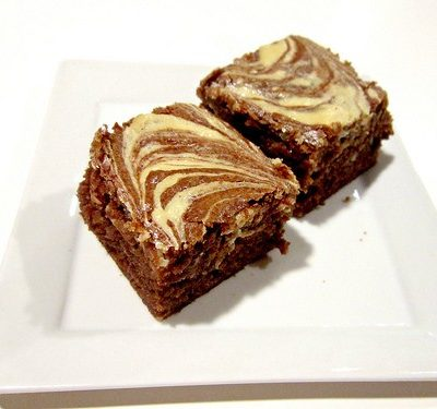 What's Baking: Irish Cream Cheesecake Swirl Brownies