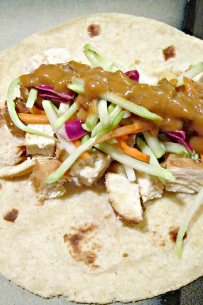 Taco Tuesday: Thai Chicken Tacos