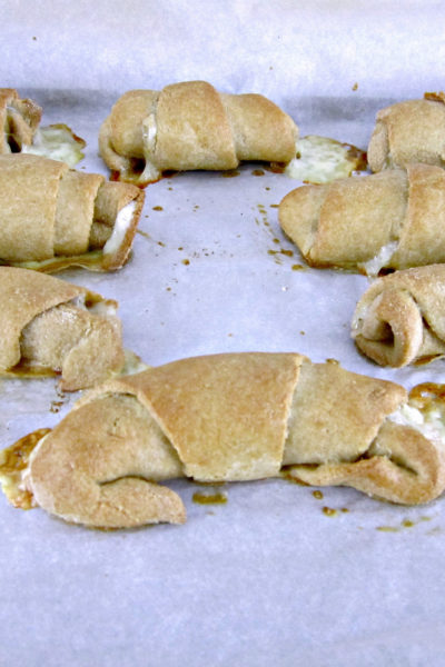 What's Baking: Prosciutto & Fontina Croissants
