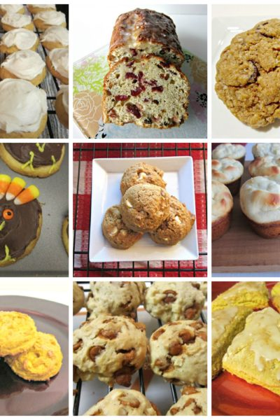 Round-Up! 10 Fall Flavored Goodies