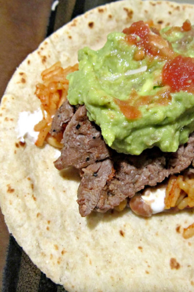 Taco Tuesday: Venison Fajitas