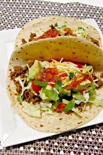 Taco Tuesday: Venison Tacos
