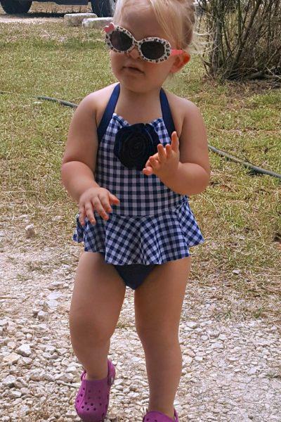 Natalie Grace: 23 months