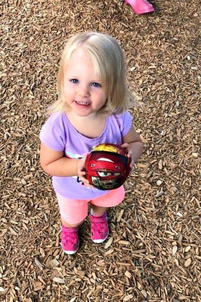 Natalie Grace: 28 months
