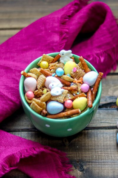 Spring Snack Mix #SpringSweetsWeek