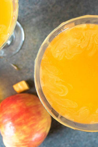 Caramel Apple-Tea-ni