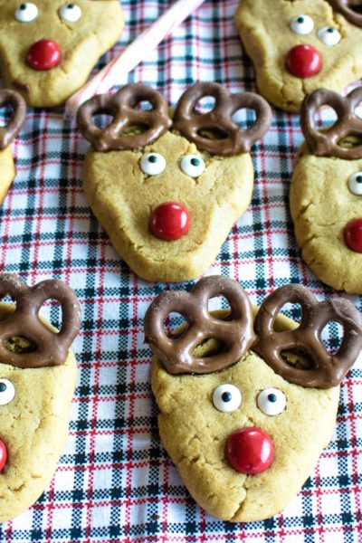 Reindeer Cookies {A Christmas Favorite!}