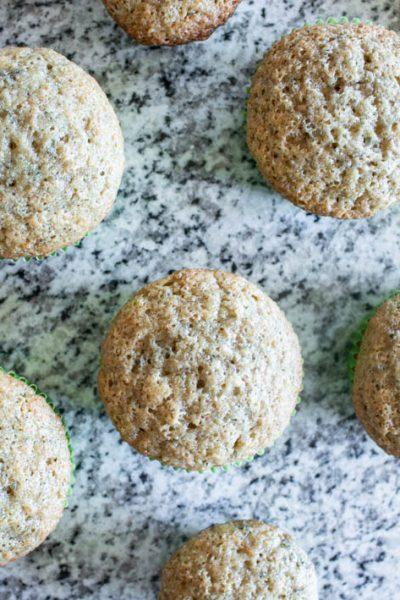 Carrot Cake Muffins #SpringSweetsWeek